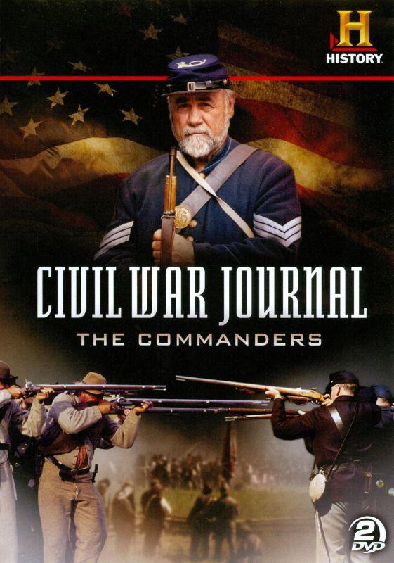 Civil War Journal: The Commanders [2 Discs] [DVD] 19054365