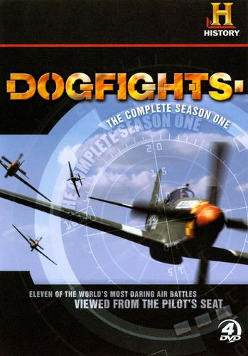 Dogfights: The Complete Season One [4 Discs] [DVD] 19077068