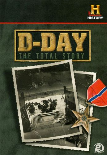 D-Day: The Total Story [2 Discs] [DVD] 19077077
