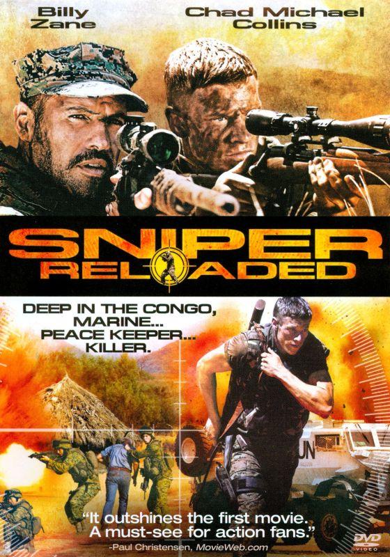 Sniper: Reloaded [DVD] [2011] 19083818