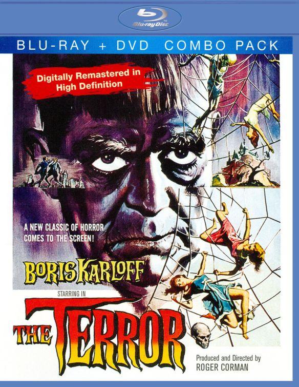 The Terror [2 Discs] [Blu-ray/DVD] [1963] 19090296