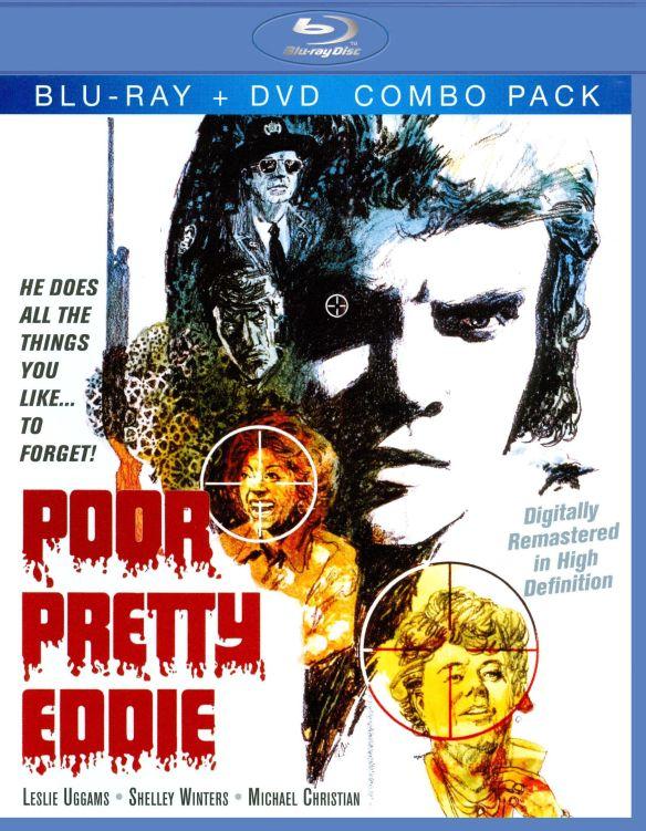 Poor Pretty Eddie [2 Discs] [Blu-ray/DVD] [1975] 19090311