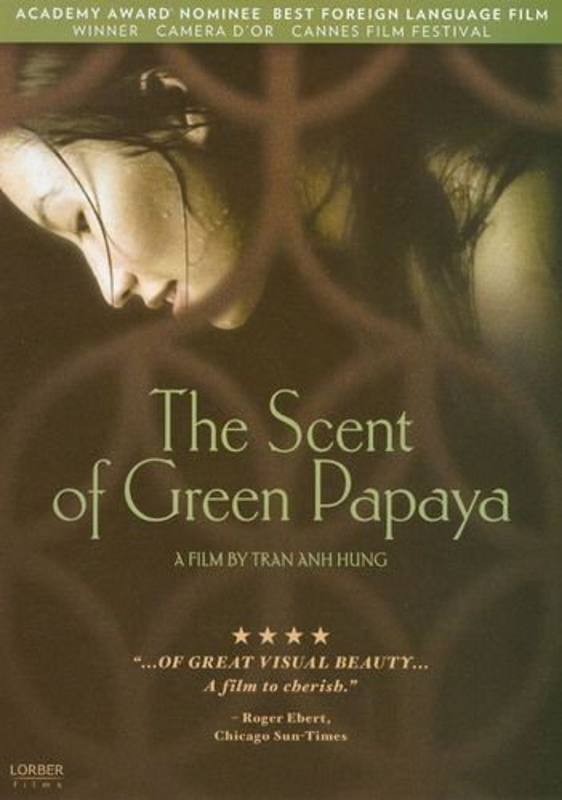 The Scent of Green Papaya [DVD] [1993] 19093627