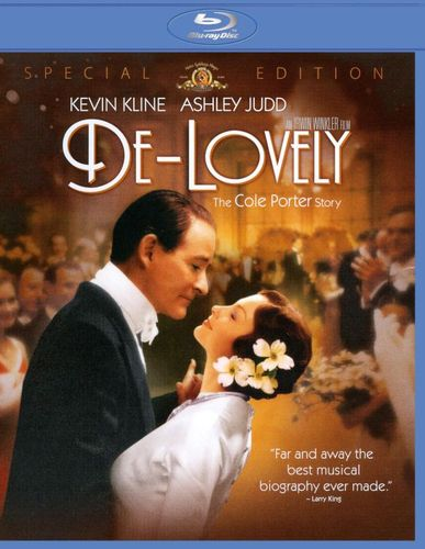 Image of De-Lovely [Blu-ray] [2004]