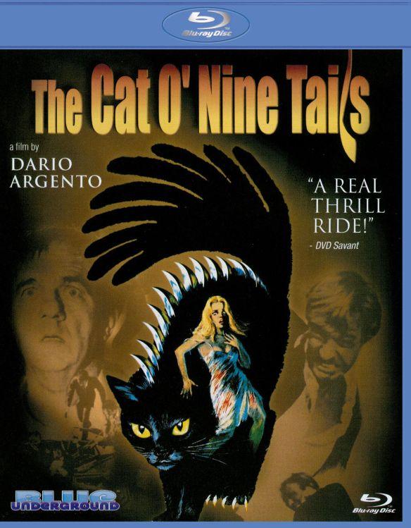 The Cat O' Nine Tails [Blu-ray] [1971] 19108523