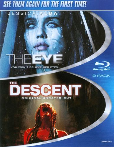 The Eye/The Descent [2 Discs] [Blu-ray] 19108766