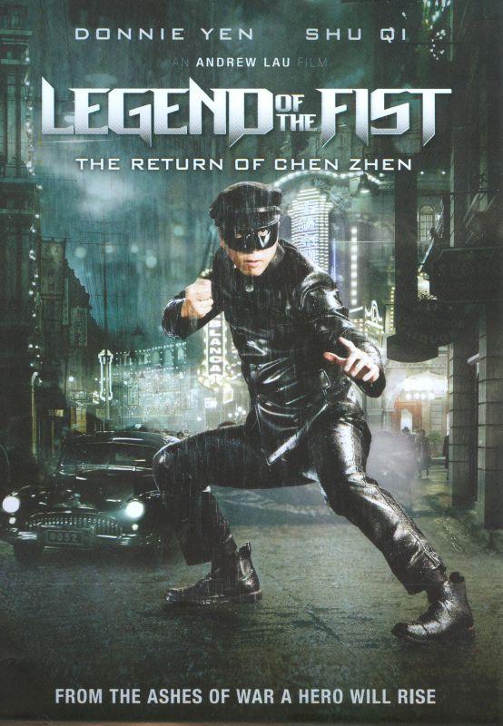 Legend of the Fist: The Return of Chen Zhen [DVD] [2010] 19110467