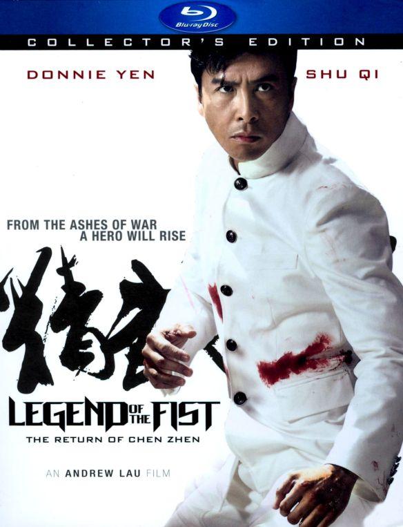 Legend of the Fist: The Return of Chen Zhen [Blu-ray/DVD] [2010] 19110519