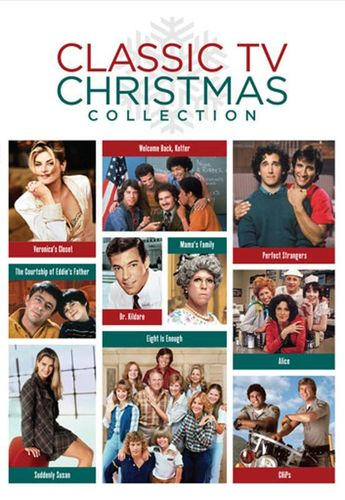 Classic TV Christmas Collection [4 Discs] [DVD] 19111475