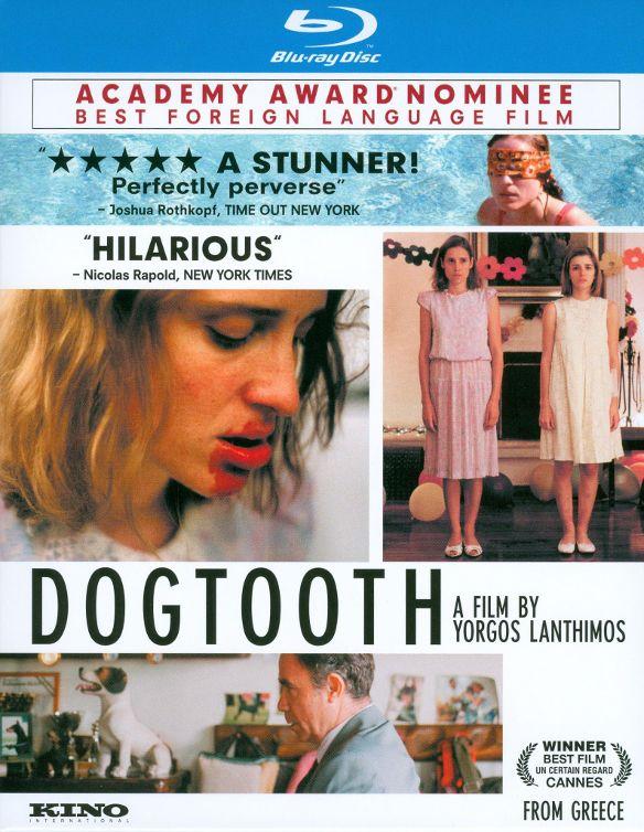 Dogtooth [Blu-ray] [2009] 19121481