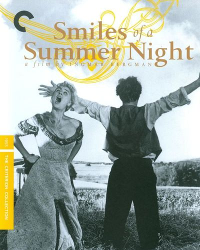Smiles of a Summer Night [Criterion Collection] [Blu-ray] [1955] 19122596