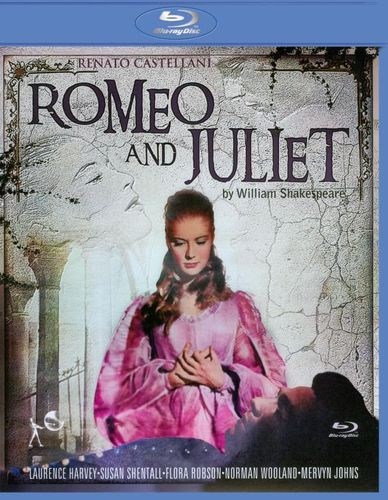 Romeo and Juliet [Blu-ray] [1954] 19123082