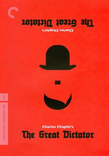 The Great Dictator [Criterion Collection] [DVD] [1940] 19123374