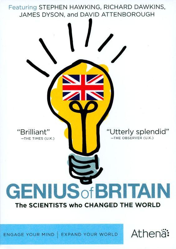 Genius of Britain [3 Discs] [DVD] 19135281