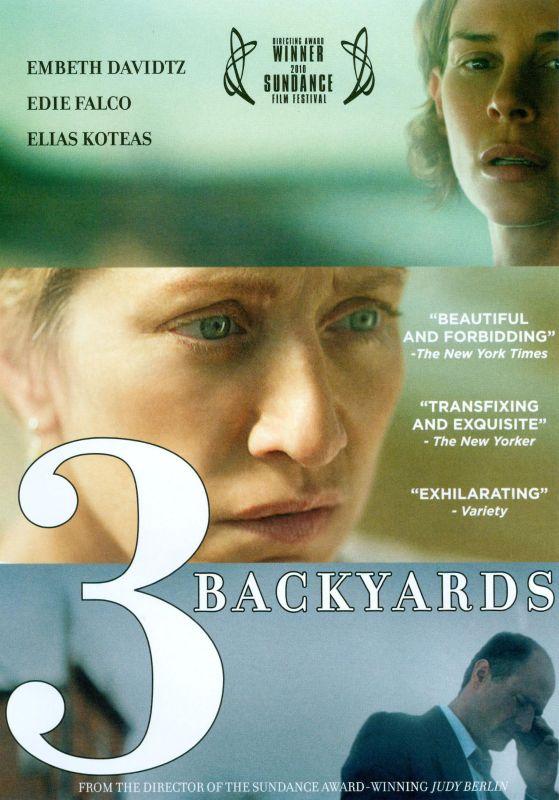3 Backyards [DVD] [2010] 19150822