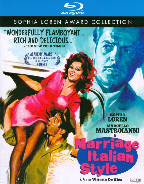 Marriage Italian Style [Blu-ray] [1964] 19151251