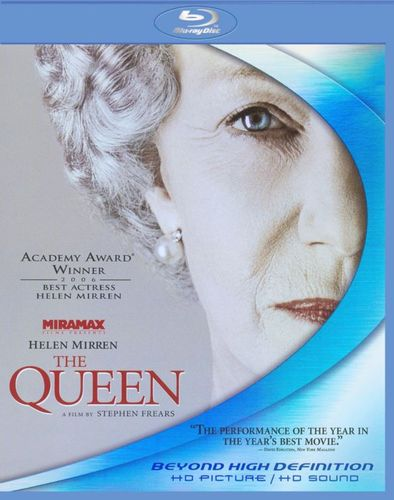 The Queen [Blu-ray] [2006] 19155845