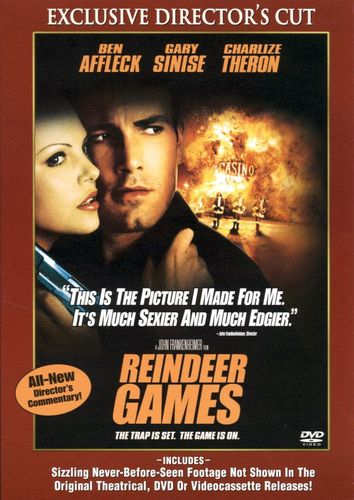 Reindeer Games [Director's Cut] [DVD] [2000] 19160568