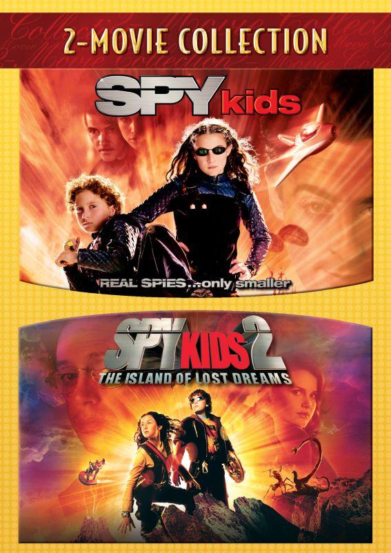 Spy Kids/Spy Kids 2: Island of Lost Dreams [2 Discs] [DVD] 19162114