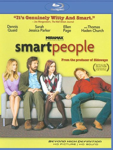 Smart People [Blu-ray] [2008] 19162123