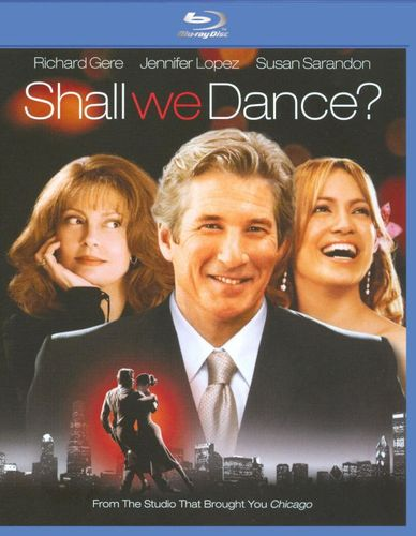 Shall We Dance? [Blu-ray] [2004] 19162169
