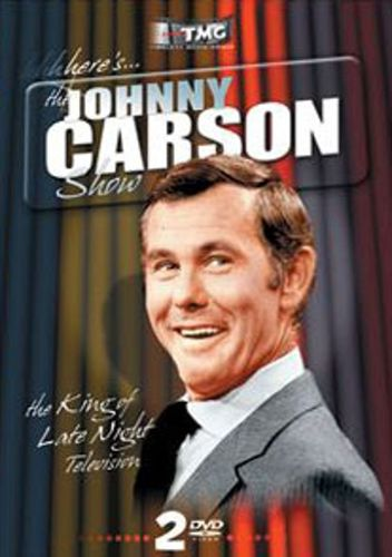 The Johnny Carson Show, Vol. 2 [2 Discs] [DVD] 19162266