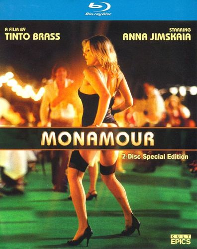 Monamour [Special Edition] [2 Discs] [Blu-ray] [2005] 19166769