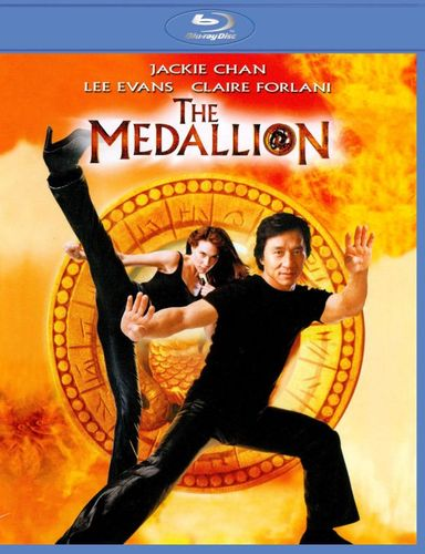 The Medallion [Blu-ray] [2003] 19190756