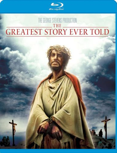 The Greatest Story Ever Told [Blu-ray] [1965] 19191503