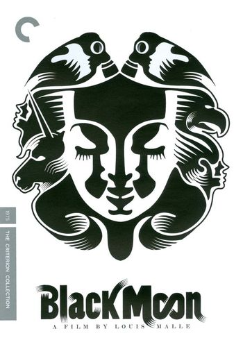 Black Moon [Criterion Collection] [DVD] [1975] 19191737