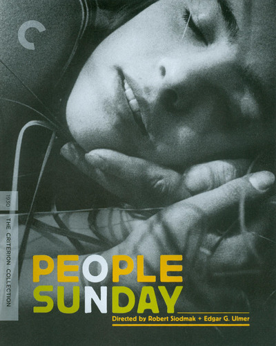 People on Sunday [Criterion Collection] [Blu-ray] [1929] 19191755