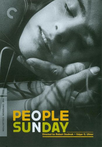 People on Sunday [Criterion Collection] [DVD] [1929] 19191764