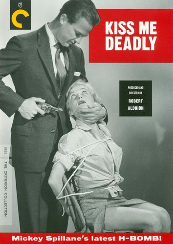 Kiss Me Deadly [Criterion Collection] [DVD] [1955] 19194634