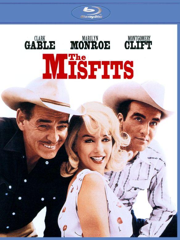 The Misfits [Blu-ray] [1961] 19199602