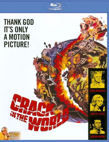 Crack in the World [Blu-ray] [1965] 19220579