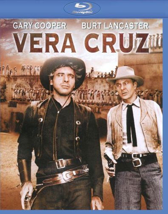Vera Cruz [Blu-ray] [1954] 19222392