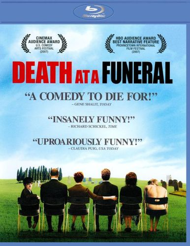 Death at a Funeral [Blu-ray] [2007] 19222665