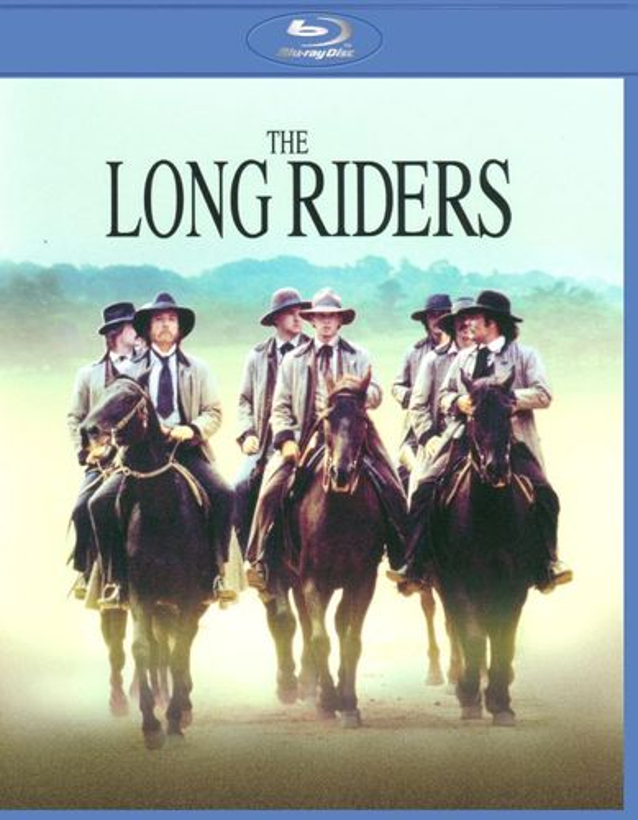 The Long Riders [Blu-ray] [1980] 19222683