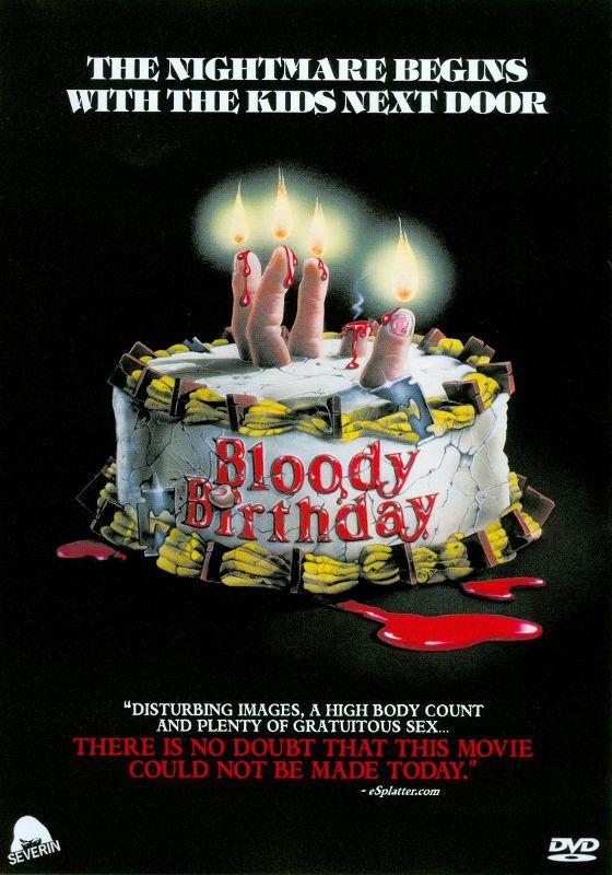 Bloody Birthday [DVD] [1981] 19241244