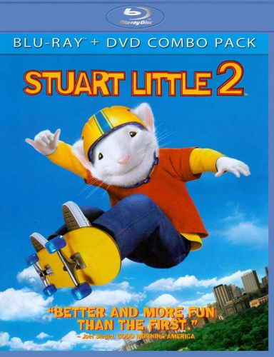 Stuart Little 2 [2 Discs] [Blu-ray/DVD] [2002] 19247487
