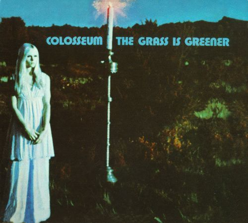 The Grass is Greener [CD] 19251602