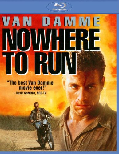 Nowhere to Run [Blu-ray] [1993] 19258905