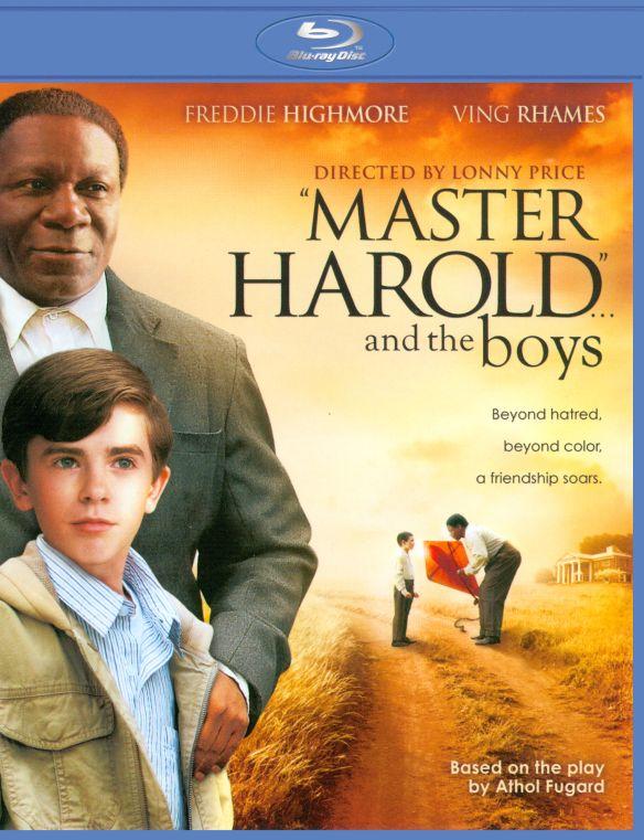 Master Harold. and the Boys [Blu-ray] [2010] 19259094