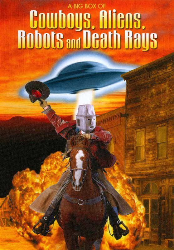 A Big Box of Cowboys, Aliens, Robots and Death Rays [4 Discs] [DVD] 19274724