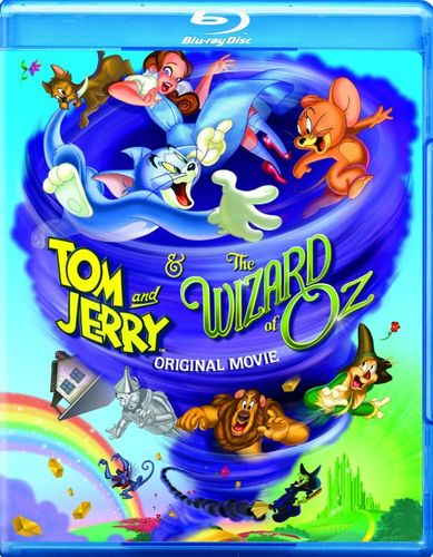 Tom and Jerry & The Wizard of Oz [2 Discs] [Blu-ray/DVD] [2011] 19276977