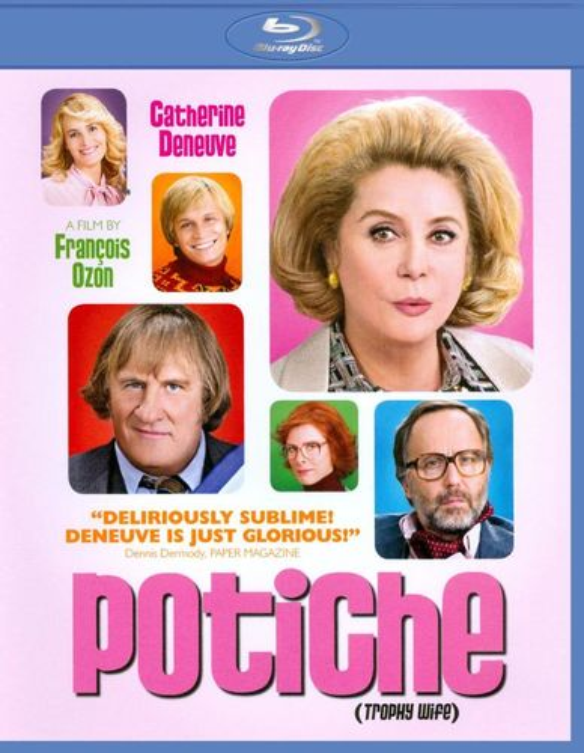 Potiche [Blu-ray] [2010] 19281035