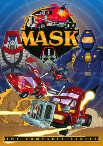 M.A.S.K.: The Complete Series [DVD] 19282899