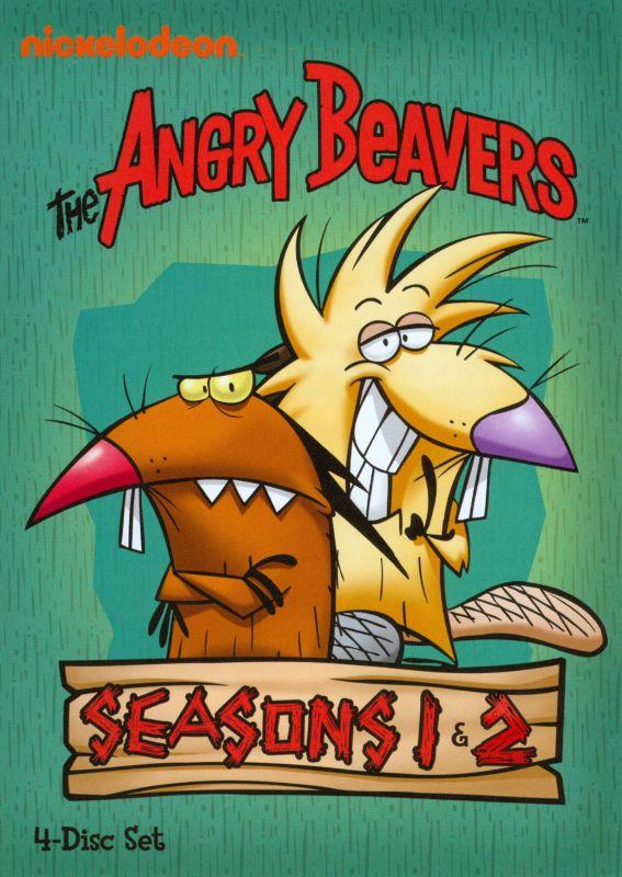 The Angry Beavers: Seasons 1 & 2 [4 Discs] [DVD] 19283582