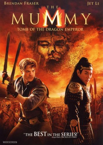 The Mummy: Tomb of the Dragon Emperor [WS] [With Movie Cash] [DVD] [2008] 19290567