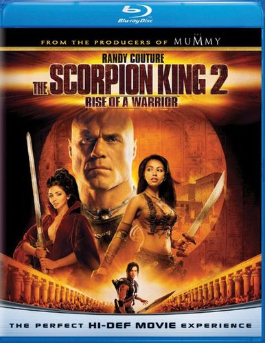 The Scorpion King 2: Rise of a Warrior [With Movie Cash] [Blu-ray] [2008] 19290594